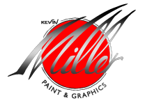 miller paint graphics logo